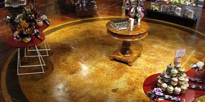 Sometimes the best money you ever make is from the job you didn't do, when it comes to decorative concrete