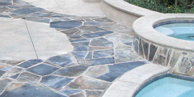 11 ways to color your concrete, step by step how-tos