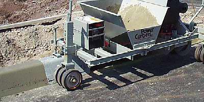 Trends In Concrete Curbing Equipment Concrete Decor